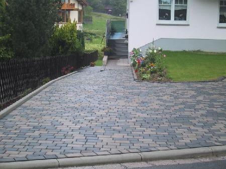 Pflastersteine eingangsbereich  Betonwaren von BePro, Pflastersteine für Ihre Gartengestaltung und ...